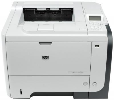 Принтер HP LaserJet Enterprise P3015 (CE525A) - общий вид