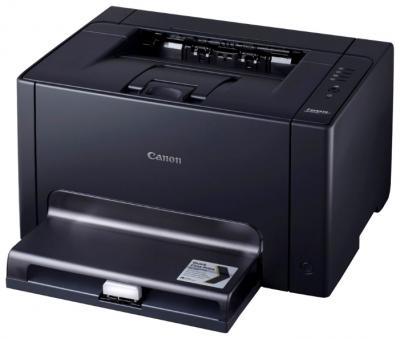 Принтер Canon I-SENSYS LBP7018C - общий вид