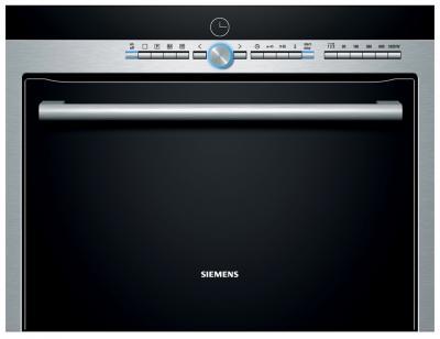 Электрический духовой шкаф Siemens HB86P572 - вид спереди