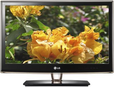 Телевизор LG 26LV2500 - вид спереди