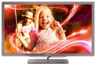 Телевизор Philips 32PFL7406H/60 - общий вид
