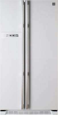 Холодильник с морозильником Daewoo FRS-U20BEW - общий вид