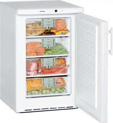 Морозильник Liebherr GP 1366  - внутренний вид