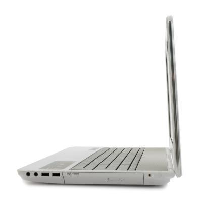 Ноутбук Asus N55SF-S2294D (Black) - сбоку открытый