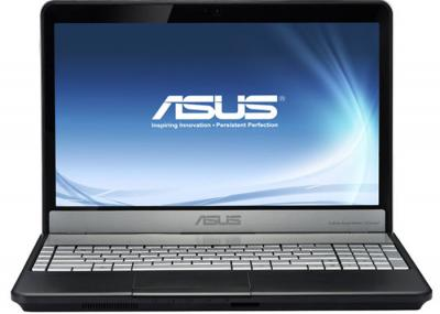 Ноутбук Asus N73SV-V2G-TZ608D - спереди