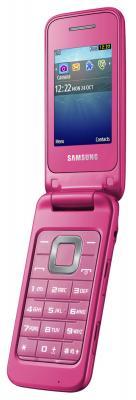 Мобильный телефон Samsung C3520 Pink (GT-C3520 OIASER) - в открытом виде