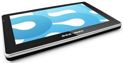 GPS навигатор SeeMax navi E715 HD 8GB - вид сбоку