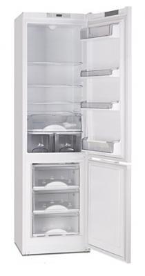 Холодильник с морозильником ATLANT ХМ 6126-131 - внутренний вид