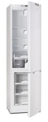Холодильник с морозильником ATLANT ХМ 6126-131 - с полуоткрытой дверцей