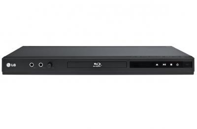 Blu-ray-плеер LG BD650K - общий вид