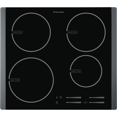 Индукционная варочная панель Electrolux EHD 60150 P - вид сверху