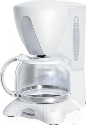 Капельная кофеварка Scarlett SC-031