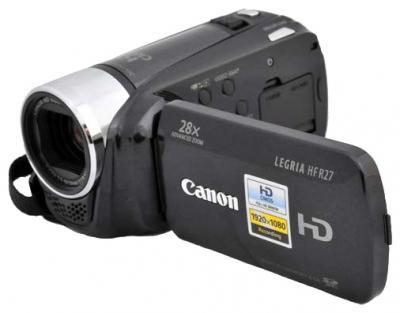 Видеокамера Canon LEGRIA HF R27 - общий вид