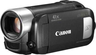 Видеокамера Canon LEGRIA FS46 - общий вид