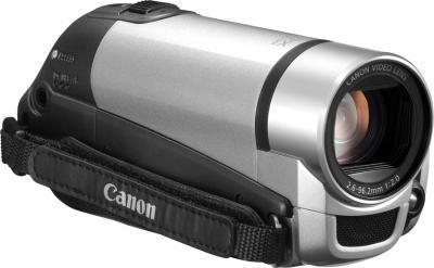 Видеокамера Canon LEGRIA FS406 Silver  - общий вид