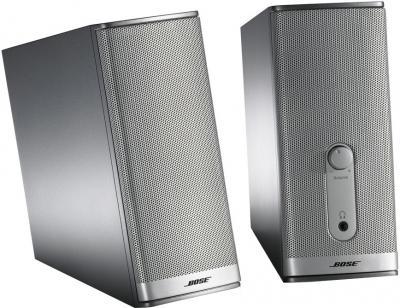 Мультимедиа акустика Bose Companion 2 (графит) - Общий вид