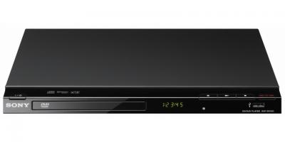 DVD-плеер Sony DVP-SR350 - общий вид