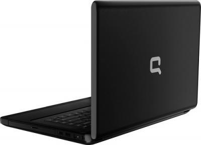 Ноутбук HP Compaq Presario CQ57-374ER (QJ002EA) - Вид сзади сбоку