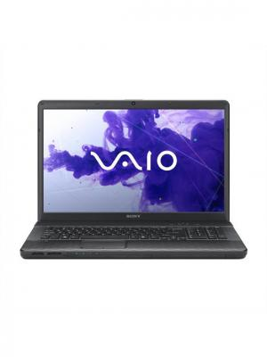 Ноутбук Sony VAIO VPC-SB3V9R/B - спереди
