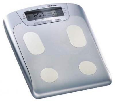 Напольные весы электронные Tefal 79569 Bodymaster Family - вид спереди