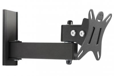 Кронштейн для телевизора Holder LCDS-5004 (черный) - вид сбоку