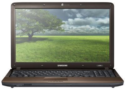 Ноутбук Samsung R540 (NP-R540-JS0CRU) - спереди
