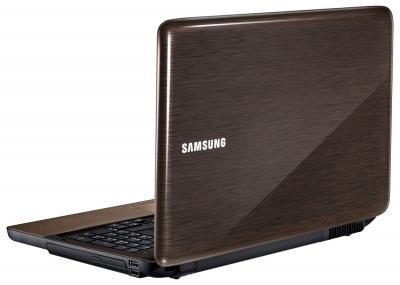 Ноутбук Samsung R540 (NP-R540-JS0CRU) - сзади