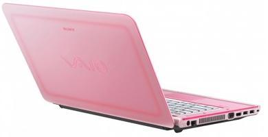 Ноутбук Sony VAIO VPCCA3S1R/P - общий вид