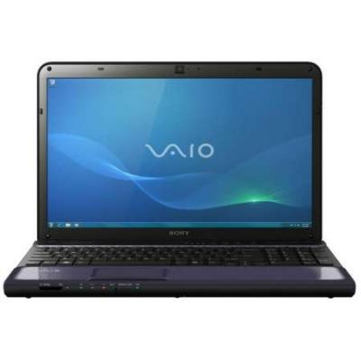 Ноутбук Sony VAIO VPCCA3X1R/BI - спереди