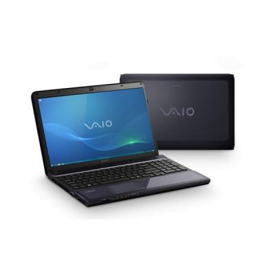 Ноутбук Sony VAIO VPCCB3S1R/B - спереди и сзади
