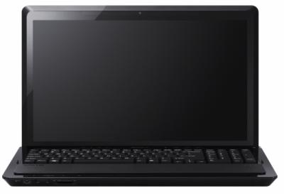 Ноутбук Sony VAIO VPCF23X1R/BI - спереди