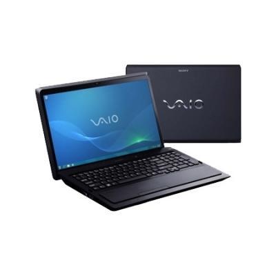 Ноутбук Sony VAIO VPCF23X1R/BI - спереди и сзади