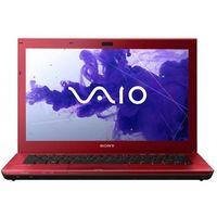 Ноутбук Sony VAIO VPCSB3M1R/R - спереди