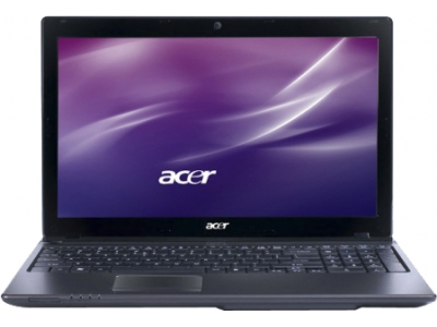 Ноутбук Acer Aspire 5750G-2334G50Mnkk (LX.RMU0C.078) - спереди