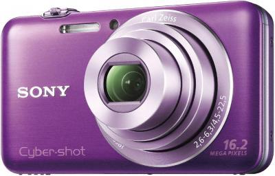 Компактный фотоаппарат Sony DSC-WX30 Violet - Общий вид