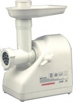 Мясорубка электрическая БЕЛВАР КЭМ-36/220-4-26 (White) - общий вид