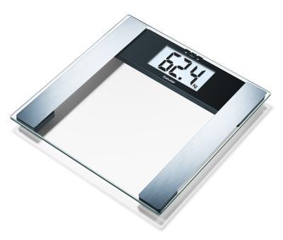 Напольные весы электронные Beurer BG 17 - вид сверху
