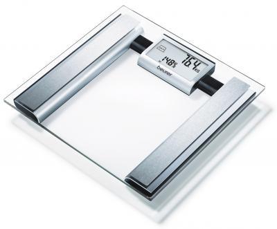 Напольные весы электронные Beurer BG 39 - вид сверху