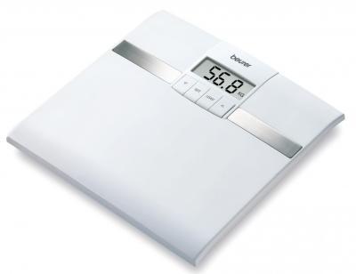 Напольные весы электронные Beurer BF 18 (белый) - вид сверху