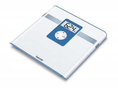Напольные весы электронные Beurer BF 20 - вид сверху
