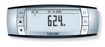 Напольные весы электронные Beurer BF 100 - выносной блок управления