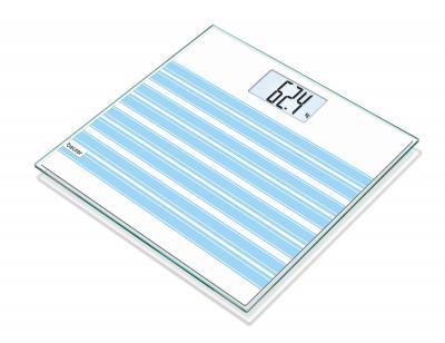 Напольные весы электронные Beurer GS 20 Summer Sky - общий вид