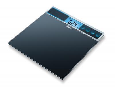 Напольные весы электронные Beurer GS 39 Stereo - вид сверху