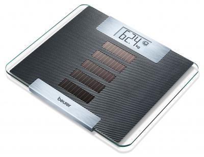 Напольные весы электронные Beurer GS 50 Solar - вид сверху