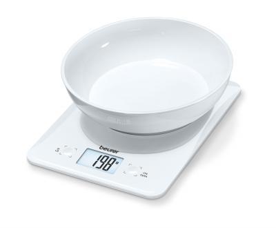Кухонные весы Beurer KS 29 - вид сбоку