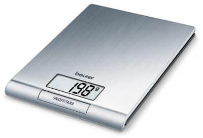 Кухонные весы Beurer KS 42 - вид сверху