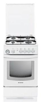 Кухонная плита Hotpoint C 34S G3 (W) - общий вид