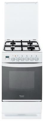 Кухонная плита Hotpoint C34S M5 (W) R - общий вид
