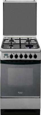 Кухонная плита Hotpoint C 34S M5 (X) - общий вид