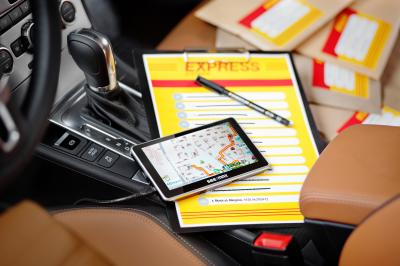 GPS навигатор SeeMax navi E610 HD 8GB - общий вид